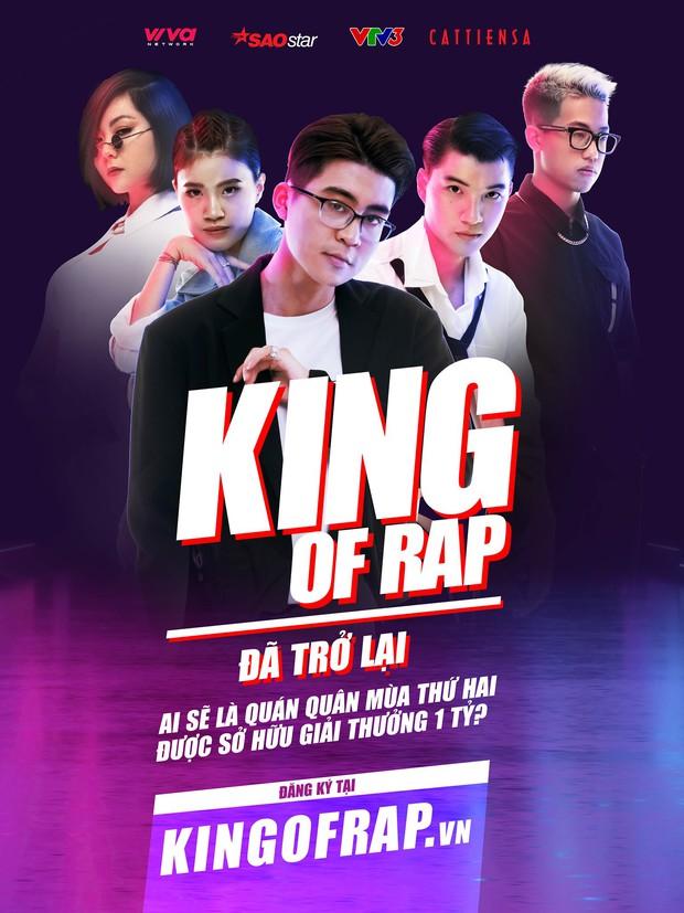 Rap Việt sắp trở lại: 1 HLV tung hint sẽ comeback ghế nóng, netizen thắc mắc có Thành Cry với nghệ sĩ hài Rhymastic, JustaTee khum? - Ảnh 8.