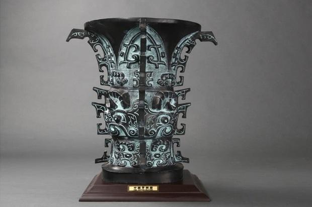 Nhân viên bảo tàng bỏ 30 NDT cứu món đồ đồng nát khỏi lò lửa trong gang tấc: Là quốc bảo, giá trị thật ít nhất 3 tỷ NDT - Ảnh 2.