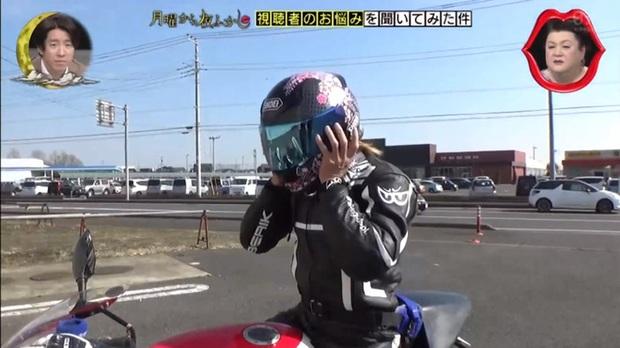 Nhật Bản: Cư dân mạng ngã ngửa với nữ biker xinh đẹp thực chất lại là 1 ông chú 50 tuổi giả gái bằng FaceApp - Ảnh 4.
