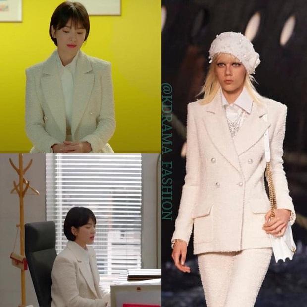 Song Hye Kyo diện blazer không bao giờ fail, sương sương cũng có 13 cách mặc trẻ và sang tuyệt đối - Ảnh 6.