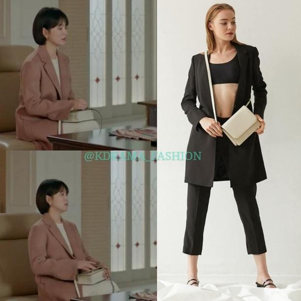 Song Hye Kyo diện blazer không bao giờ fail, sương sương cũng có 13 cách mặc trẻ và sang tuyệt đối - Ảnh 7.