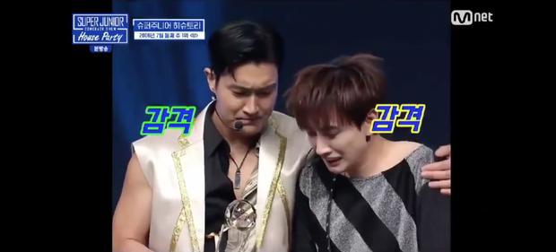 Super Junior không hề giả trân khi tái hiện màn nhận giải cho hit U năm 2006! - Ảnh 6.