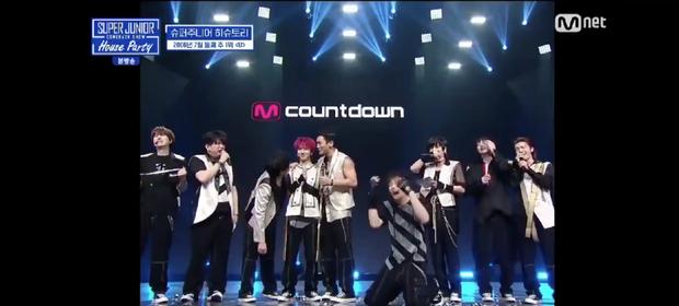 Super Junior không hề giả trân khi tái hiện màn nhận giải cho hit U năm 2006! - Ảnh 7.