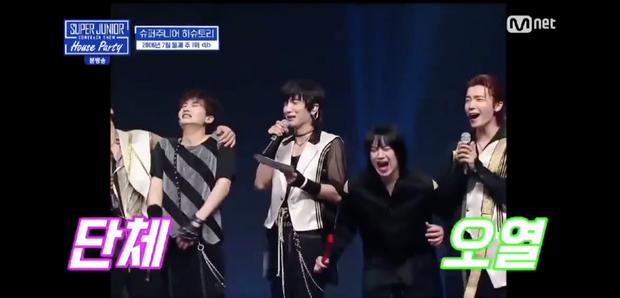 Super Junior không hề giả trân khi tái hiện màn nhận giải cho hit U năm 2006! - Ảnh 8.