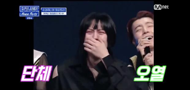 Super Junior không hề giả trân khi tái hiện màn nhận giải cho hit U năm 2006! - Ảnh 9.