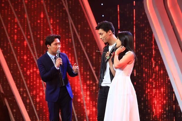 Hot girl thẩm mỹ Vũ Thanh Quỳnh tái ngộ Alan Phạm sau 1 năm kết đôi ở Người Ấy Là Ai mùa 3 - Ảnh 1.