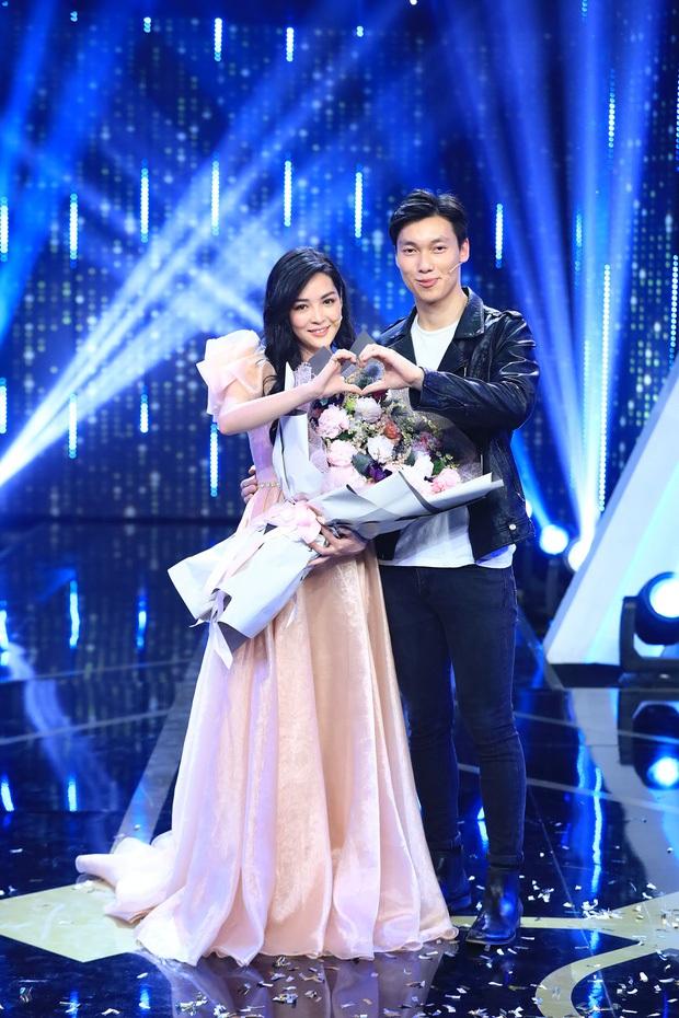 Hot girl thẩm mỹ Vũ Thanh Quỳnh tái ngộ Alan Phạm sau 1 năm kết đôi ở Người Ấy Là Ai mùa 3 - Ảnh 2.