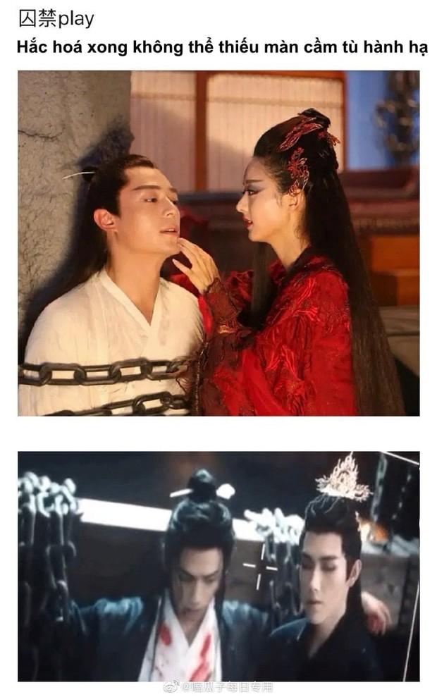 Hóa ra Hạo Y Hành lại là Hoa Thiên Cốt phiên bản đam mỹ, netizen giật mình so sánh duyên ghê - Ảnh 5.