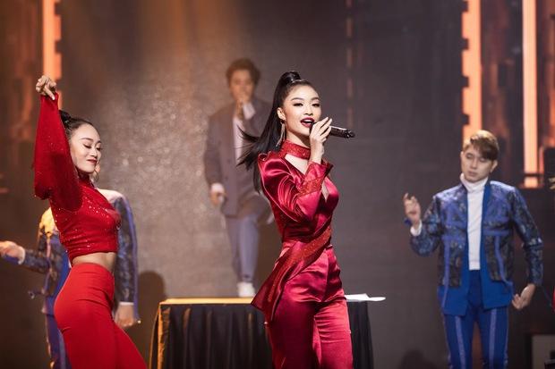 Dàn người đẹp thử sức đi hát tại Trời Sinh Một Cặp: Người được khen, kẻ lại bị chê tơi tả - Ảnh 4.