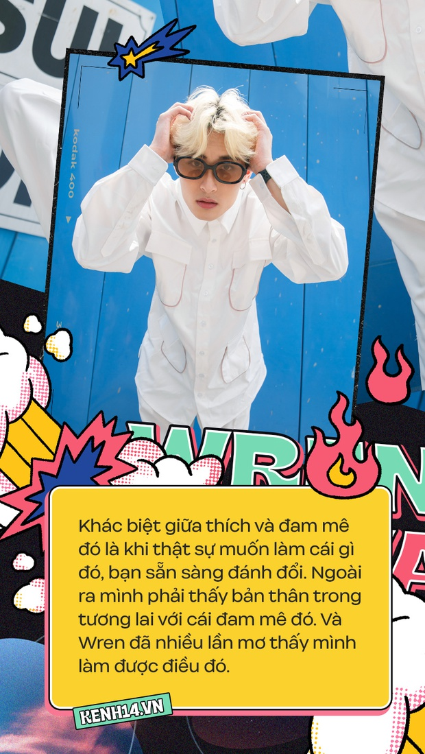 Wren Evans - chàng trai sinh năm 2001 được dự đoán là hiện tượng tương lai của Vpop - Ảnh 4.