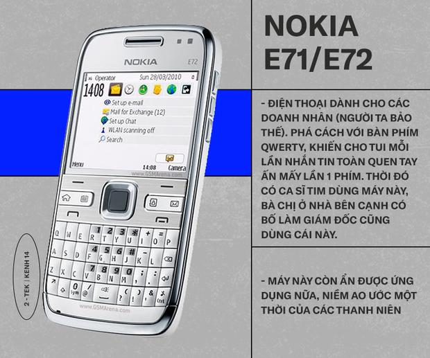 Nhìn lại những chiếc smartphone huyền thoại một thời, Gen Z nhìn thấy chắc xem như đồ cổ lỗ sĩ - Ảnh 9.