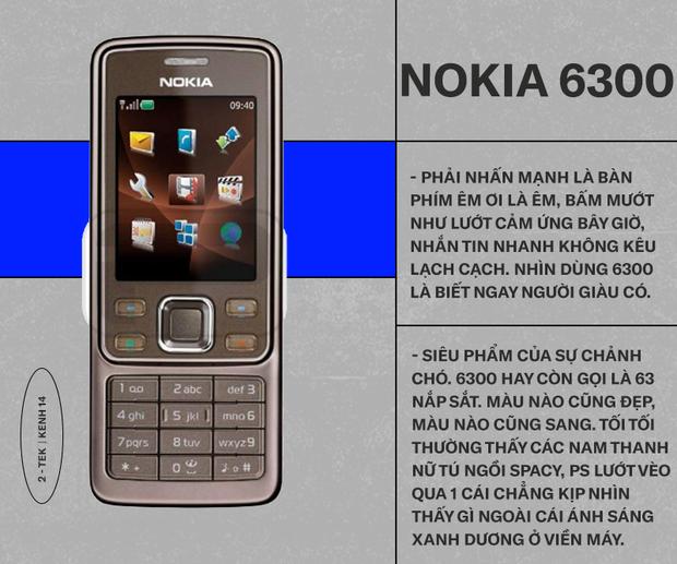 Nhìn lại những chiếc smartphone huyền thoại một thời, Gen Z nhìn thấy chắc xem như đồ cổ lỗ sĩ - Ảnh 8.