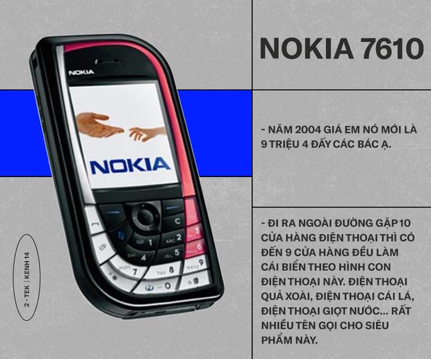 Nhìn lại những chiếc smartphone huyền thoại một thời, Gen Z nhìn thấy chắc xem như đồ cổ lỗ sĩ - Ảnh 4.