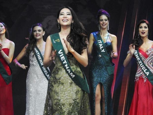 Cái khó của Nam Anh và Nam Em khi thi Hoa hậu Hoàn Vũ Việt Nam 2021 - Ảnh 10.