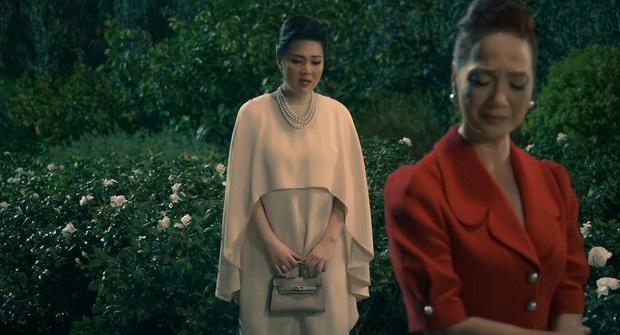 So lời đánh ghen của Nam Phương Hoàng hậu cho Lý Lệ Hà trong lịch sử với Gái Già Lắm Chiêu V: Độ sát thương cao, nghe xong dễ chết trong lòng - Ảnh 3.