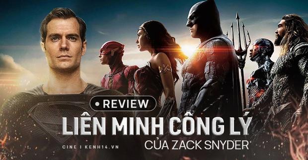 Justice League của Zack Snyder: Sự cứu rỗi xứng đáng cho vũ trụ DC? - Ảnh 2.