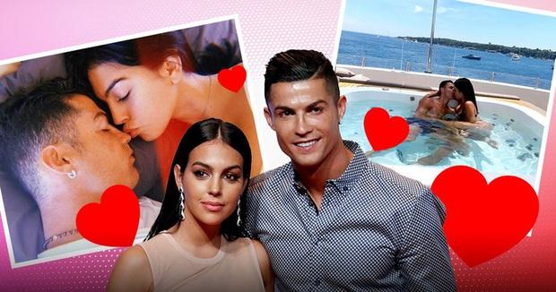 Nhân dịp Ronaldo phá kỷ lục, bạn gái Georgina lại khiến fan thêm yêu mến với đoạn video cảm xúc hơn 2 phút - Ảnh 2.