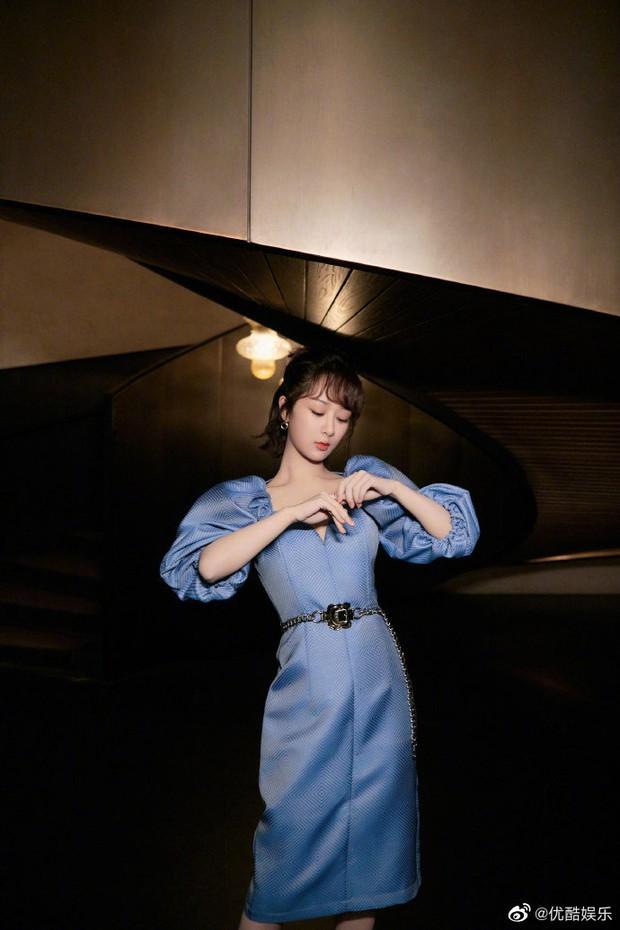Dương Tử lần đầu xuất hiện sau scandal tiêm toàn thân thu gọn body, nhan sắc gây thất vọng toàn tập - Ảnh 3.