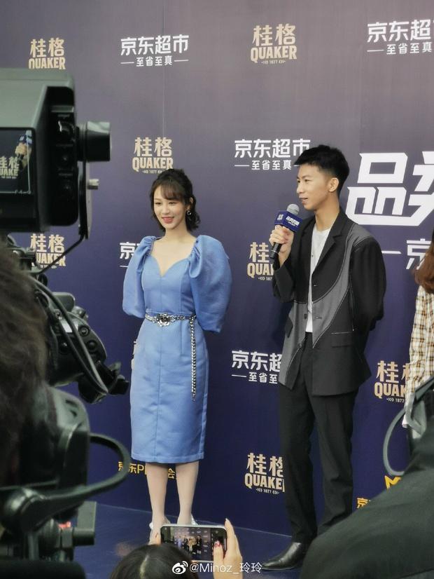Dương Tử lần đầu xuất hiện sau scandal tiêm toàn thân thu gọn body, nhan sắc gây thất vọng toàn tập - Ảnh 5.