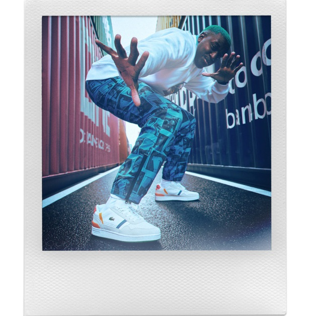 Polaroid hợp tác cùng Lacoste ra mắt bộ sưu tập quần áo và máy ảnh cực độc đáo - Ảnh 12.