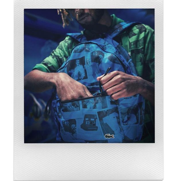Polaroid hợp tác cùng Lacoste ra mắt bộ sưu tập quần áo và máy ảnh cực độc đáo - Ảnh 14.