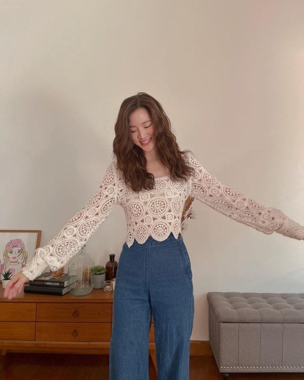 Chỉ cần học 12 outfit của Baifern, style hè năm nay của chị em chắc chắn sẽ trẻ đẹp hơn hẳn năm ngoái - Ảnh 3.