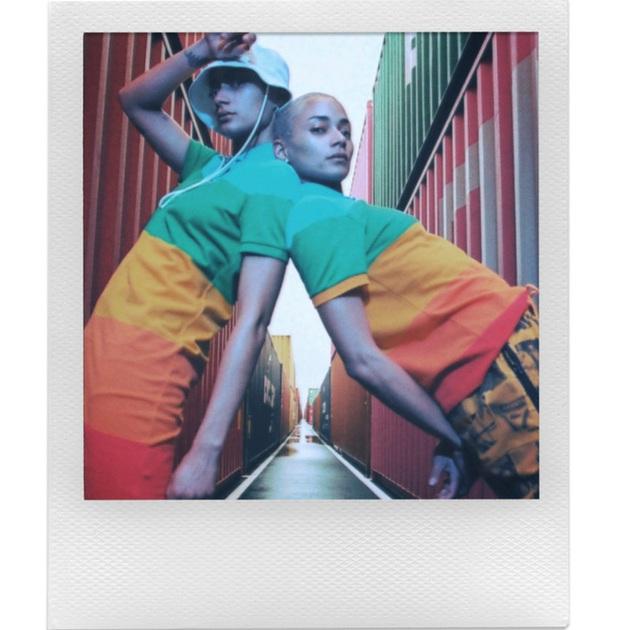 Polaroid hợp tác cùng Lacoste ra mắt bộ sưu tập quần áo và máy ảnh cực độc đáo - Ảnh 7.