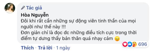 Hòa Minzy đáp trả khi bị antifan yêu cầu nên học hỏi Hà Hồ: Chị không phạm tội để nhận sự khoan hồng - Ảnh 5.