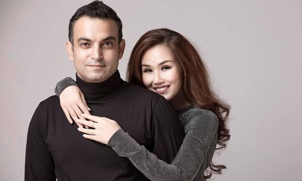 Võ Hạ Trâm khoe bụng bầu xác nhận mang thai con đầu lòng với chồng người Ấn Độ, Đoan Trang và dàn sao nô nức chúc mừng - Ảnh 7.