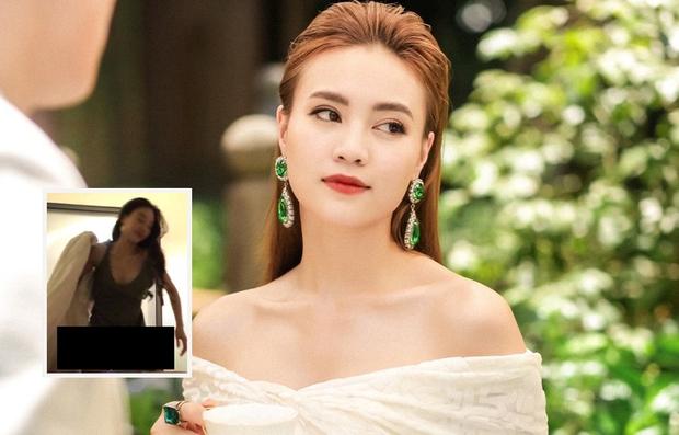 NÓNG: Nghi vấn Ninh Dương Lan Ngọc lộ clip giường chiếu trên trang web đen - Ảnh 2.