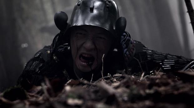 Sốc nặng vì cảnh nóng ghê rợn trong phim 18+ về Samurai của Netflix - Ảnh 8.