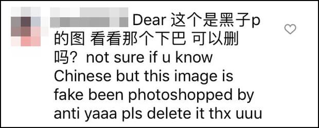 Fan bất ngờ khi tạo hình của Triệu Lộ Tư ở phim đóng với Dương Dương là hàng fake, tất cả là do antifan hãm hại? - Ảnh 3.