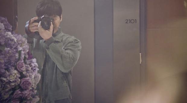 Chồng real Kim So Yeon sượng trân khi lên phim trường Penthouse 2 thăm vợ, netizen cười bò vì quá đáng yêu! - Ảnh 6.