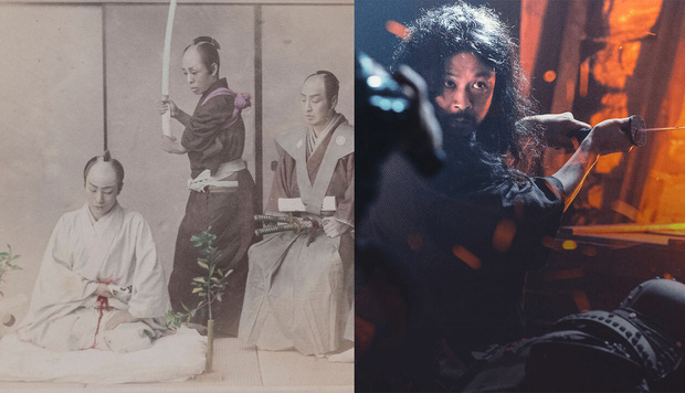 Sốc nặng vì cảnh nóng ghê rợn trong phim 18+ về Samurai của Netflix - Ảnh 2.