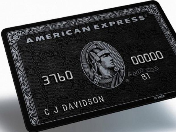 Thẻ đen American Express - item sang chảnh quyền lực bậc nhất mà bất kì dân chơi nào cũng thèm muốn - Ảnh 1.