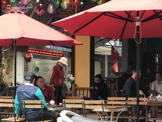Hà Nội: Quán cafe đồng loạt mở cửa trở lại sau thời gian tạm dừng bán hàng phòng dịch Covid-19 - Ảnh 7.