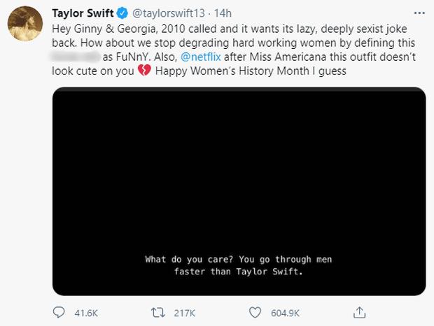 Mẹ cặp với trai còn nhanh hơn Taylor Swift - thoại phim mới của Netflix bị ném đá dữ dội - Ảnh 1.