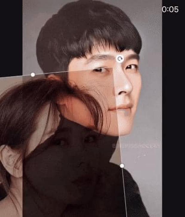 Chưa cặp đôi nào có tướng phu thê đỉnh như Hyun Bin - Son Ye Jin: Mặt khớp đến gần 100%, ảnh góc nghiêng gây choáng - Ảnh 2.