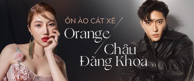Đúng 1 năm trước, Châu Đăng Khoa đáp trả loạt đấu tố từ Orange - LyLy, sự nghiệp của bộ ba hậu drama ra sao? - Ảnh 1.