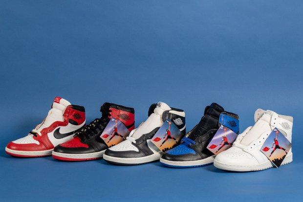 Siêu phẩm Air Jordan mới khiến netizen nháo nhào tag nhau đòi mua, cuộc chiến tranh giày lại căng đét rồi - Ảnh 1.
