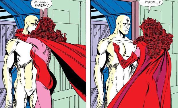 Giải thích WandaVision tập 8: đá vô cực cho Wanda thấy tương lai khủng khiếp của Scarlet Witch, Vision hồi sinh sẽ đáng sợ thế nào? - Ảnh 7.