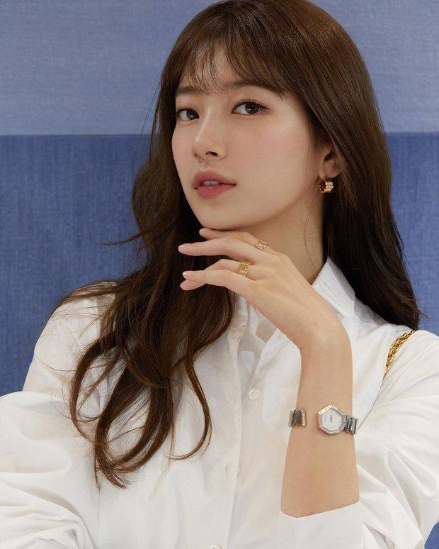 Vượt mặt Jisoo, Suzy mới là sao Hàn được Dior ưu ái đến độ đặc biệt độc nhất vô nhị như thế này - Ảnh 1.