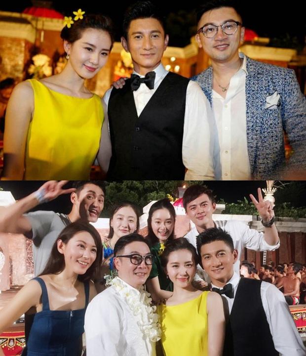 Vì sao đám cưới trong Cbiz đều không mời Dương Mịch? Câu trả lời của Lưu Thi Thi khiến Cnet ngỡ ngàng - Ảnh 4.