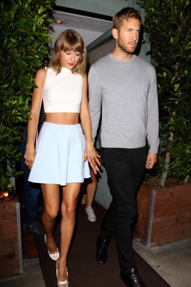 Soi kỹ mới giật mình tìm ra gu của loạt sao: Taylor mê trai Anh, Leo chỉ thích chân dài, Kim ly dị sau 72 ngày vì... lệch gu - Ảnh 7.