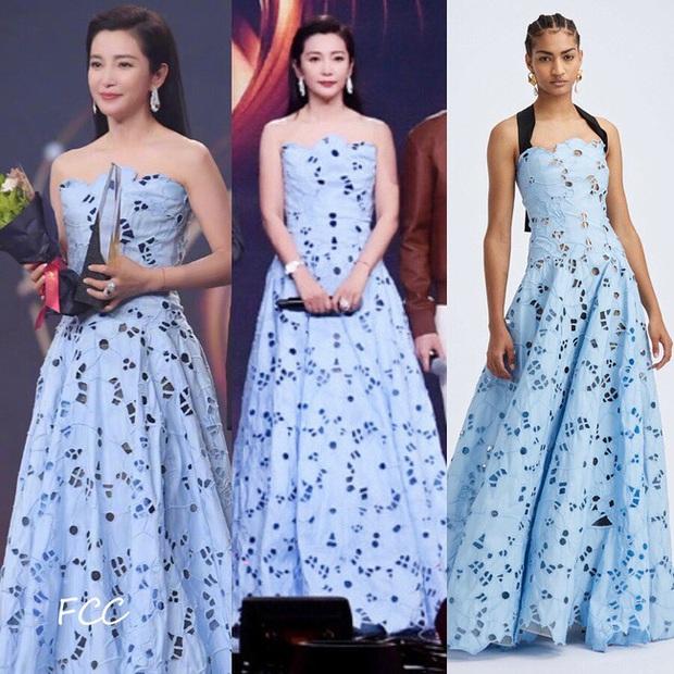 Loạt sao sửa váy tại Đêm Hội Weibo, tiếc thay cho Angela Baby bị chê kém sang hơn bản gốc vì không đeo thắt lưng - Ảnh 4.
