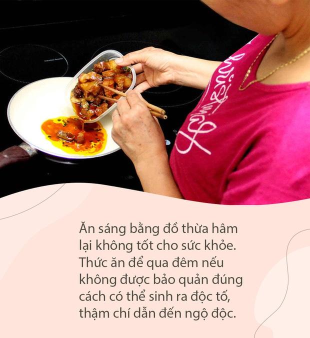 Đây là 5 kiểu ăn sáng cấm kỵ vì sẽ khiến bản thân lão hóa sớm và ung thư, điều số 4 người Việt mắc rất nhiều - Ảnh 4.