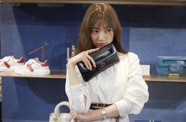 Vượt mặt Jisoo, Suzy mới là sao Hàn được Dior ưu ái đến độ đặc biệt độc nhất vô nhị như thế này - Ảnh 4.