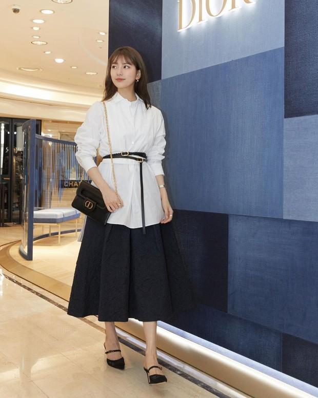 Vượt mặt Jisoo, Suzy mới là sao Hàn được Dior ưu ái đến độ đặc biệt độc nhất vô nhị như thế này - Ảnh 6.