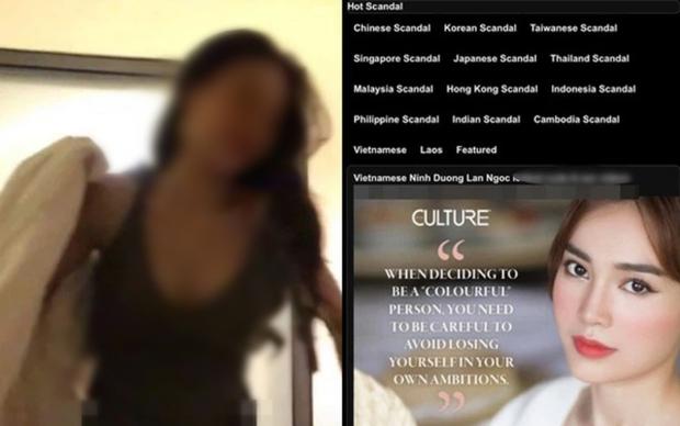 Ninh Dương Lan Ngọc chính thức lên tiếng: Người trong clip đen KHÔNG PHẢI TÔI, tôi không bao giờ cho phép xảy ra việc thế này! - Ảnh 4.