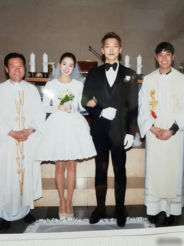 Bi Rain - Kim Tae Hee: Bị gán mác người đẹp và quái vật đến gánh nặng hào môn, tất cả kết lại bằng cuộc hôn nhân cả châu Á ngưỡng mộ - Ảnh 12.